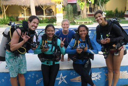 get PADI and send your story to win