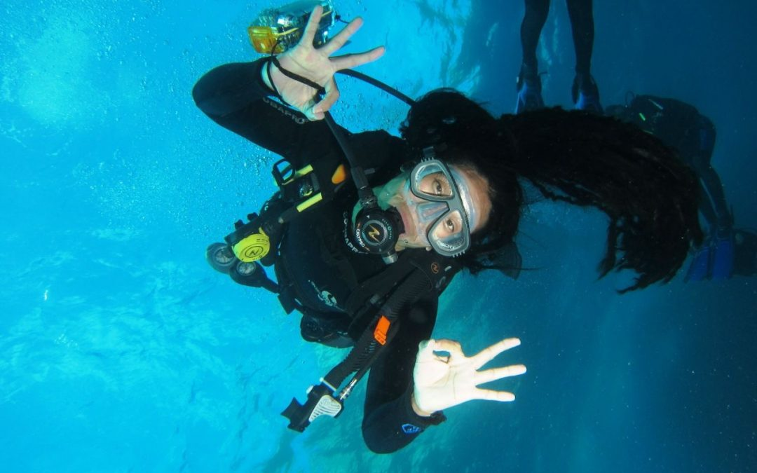 yoga and scuba diving are very complementary activities