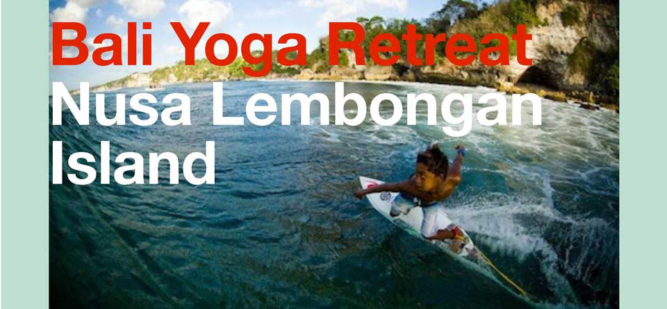 Bali Yin Yang Yoga Retreat in Nusa Lembongan